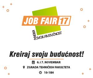 Job Fair 2017 - kreiraj svoju buducnost