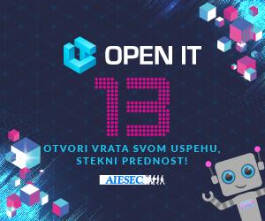 Open IT 2019.