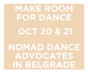 Nomad Dance Advocates Kondenz-2017
