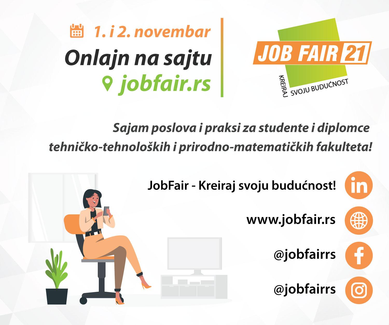 Job Fair 2019 - kreiraj svoju buducnost