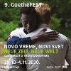 Deveti GoetheFEST od 29. oktobra do 4. novembra
