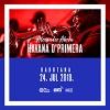 IGOR VINCE zagreva publiku u Barutani pred nastup benda HAVANA D'PRIMERA!