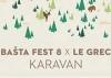 Le festival Bašta Fest x Le Grec