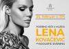 Koncert iznenađenja Lene Kovačević 25. februara u Beogradu