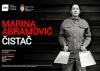 Marina Abramović - ČISTAČ @Javno predavanje ispred MSUB