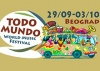 WORLD MUSIC FESTIVAL »TODO MUNDO«